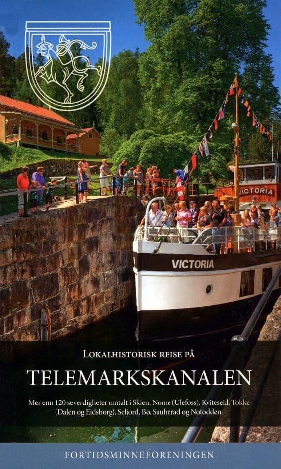 Balto: Lokalhistorisk reise på Telemarkskanalen
