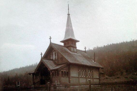 Landsmarka kapell (fra 1890-tallet)