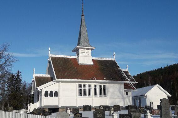 Landsmarka kapell (4. feb. 2020)