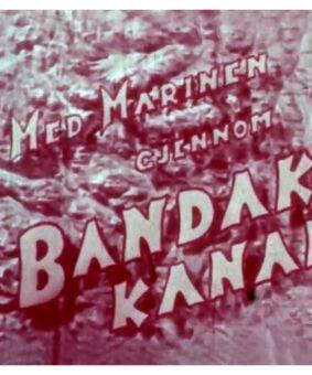 Med marinen gjennom Bandak-kanalen