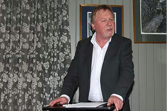 Arne Johan Gjermundsens tale på 30-årsjubiléet