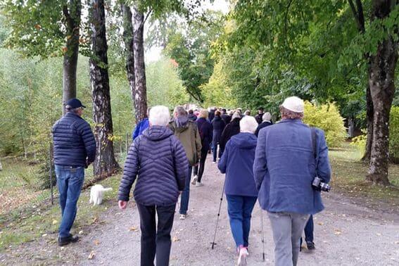 Blant slott og arbeiderboliger på Ulefoss (1)
