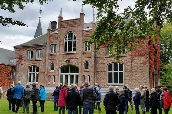 Blant slott og arbeiderboliger på Ulefoss (4)