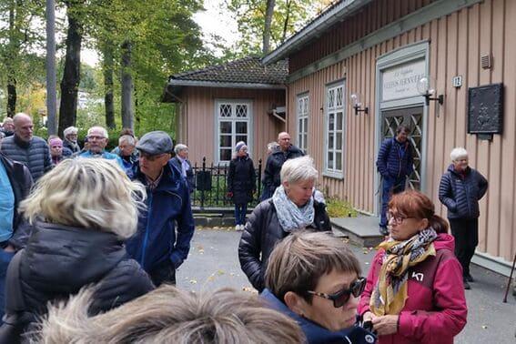 Blant slott og arbeiderboliger på Ulefoss (6)