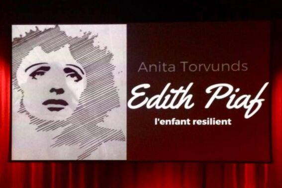 Edith Piaf-forestilling