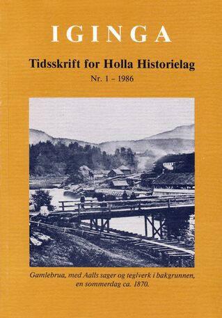HHL: Iginga  1986 (nr. 1)
