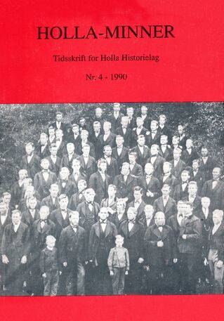 HHL: Holla-Minner 1990 (nr. 4)