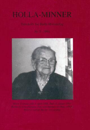 HHL: Holla-Minner 1991 (nr. 5)