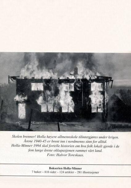 Holla-Minner 1993 (bakside)