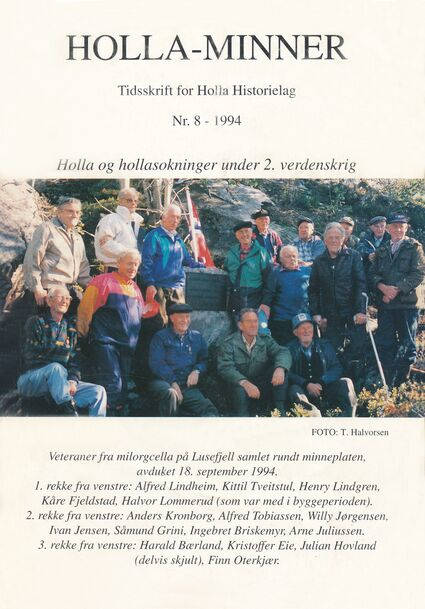 Holla-Minner 1994