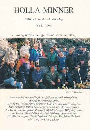 HHL: Holla-Minner 1994 (nr. 8)