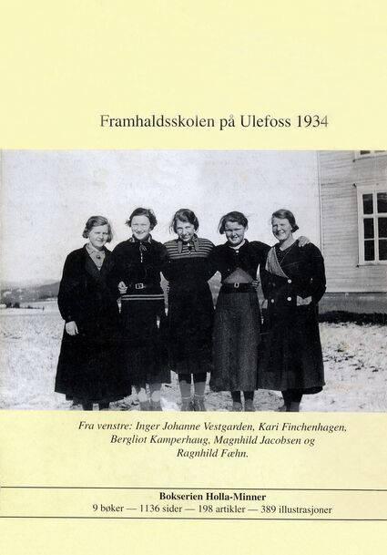 Holla-Minner 1995 (bakside)