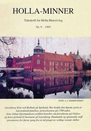 HHL: Holla-Minner 1995 (nr. 9)