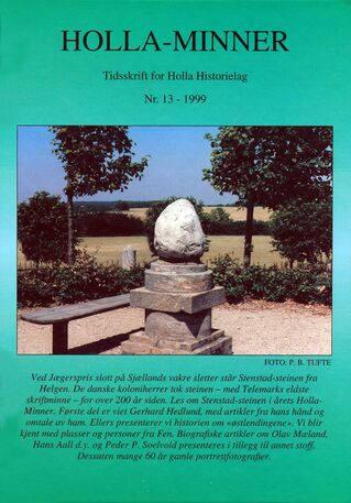 HHL: Holla-Minner 1999 (nr. 13)