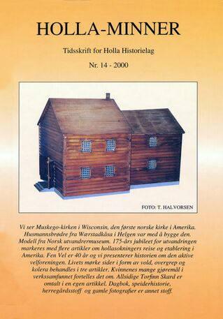 HHL: Holla-Minner 2000 (nr. 14)
