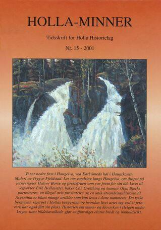 HHL: Holla-Minner 2001 (nr. 15)