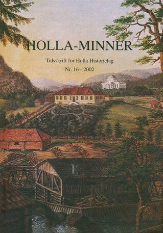 HHL: Holla-Minner 2002 (nr. 16)