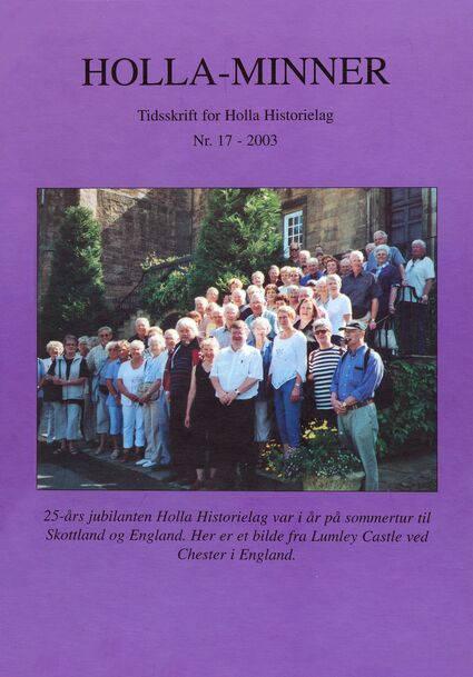 Holla-Minner 2003