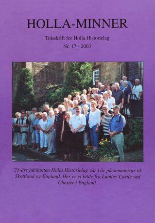 HHL: Holla-Minner 2003 (nr. 17)