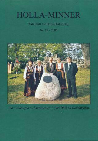 HHL: Holla-Minner 2005 (nr. 19)