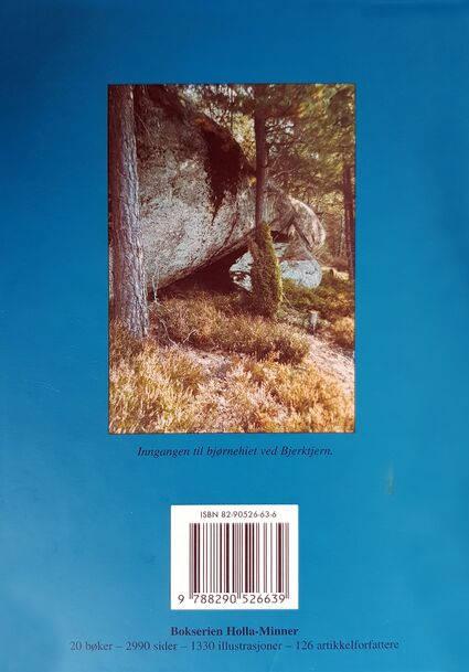 Holla-Minner 2006 (bakside)