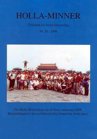 HHL: Holla-Minner 2006 (nr. 20)