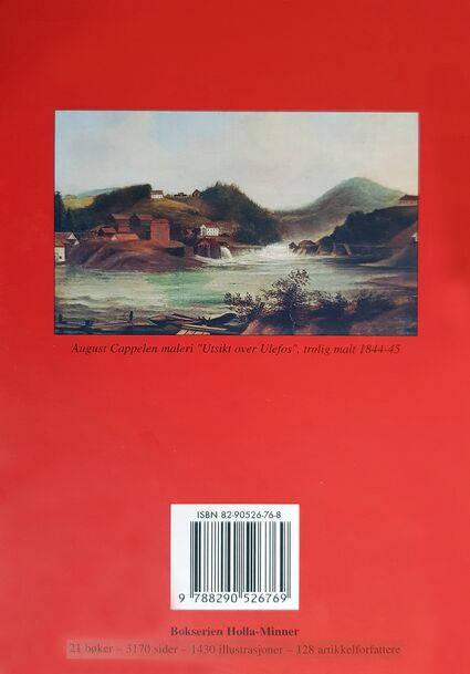 Holla-Minner 2007 (bakside)