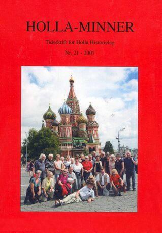 HHL: Holla-Minner 2007 (nr. 21)
