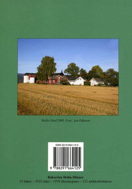 Holla-Minner 2009 (bakside)