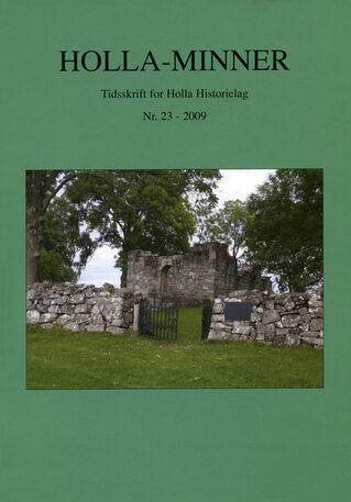 HHL: Holla-Minner 2009 (nr. 23)