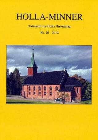HHL: Holla-Minner 2012 (nr. 26)