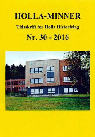 HHL: Holla-Minner 2016 (nr. 30)