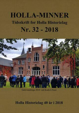HHL: Holla-Minner 2018 (nr. 32)