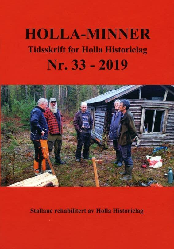 Holla-Minner 2019 i salg