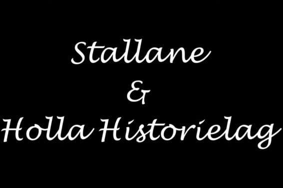 Stallane og Historielaget (1)