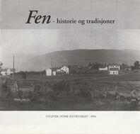 Hedlund: Fen: historie og tradisjoner