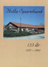 Hedlund: Holla Sparebank 125 år