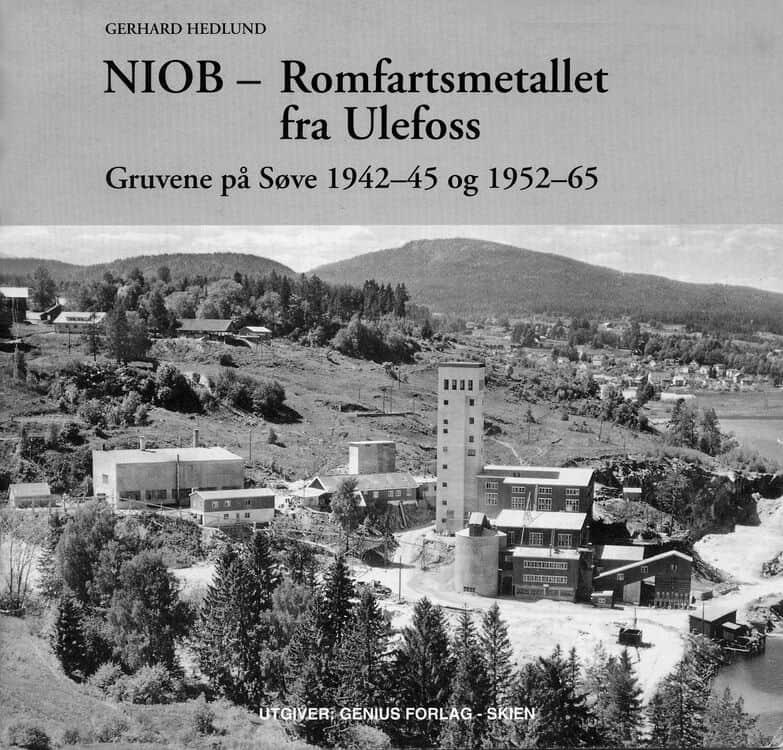 Hedlund: NIOB Romfartsmetallet fra Ulefoss