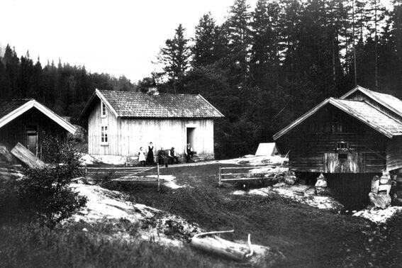 Gamle Røybekk