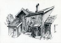 Geir Helgen: Hans Odins hus på Øvre Verket