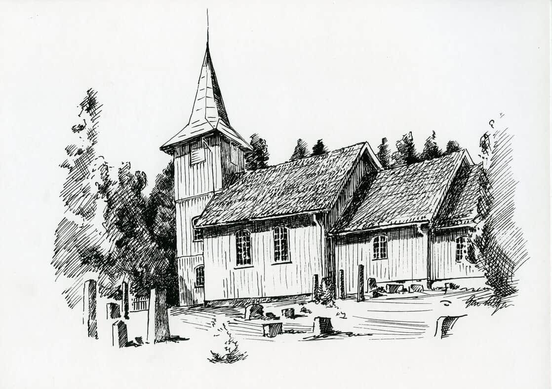 Geir Helgen: Helgen kirke