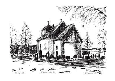 Øyvind Larsen: Romnes kirke