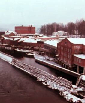 Lausforming: Ulefoss 1980