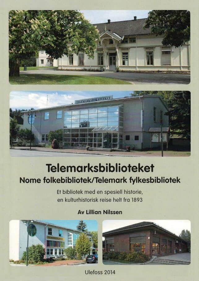 Nilssen: Telemarksbiblioteket