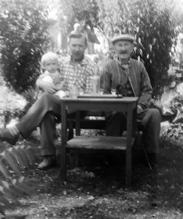 Liv Jorunn Nilsen, Werner Nilsen og Hans O. Skårdal