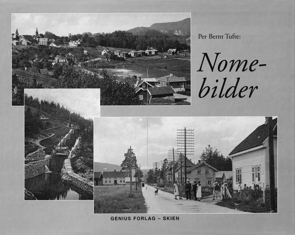 Tufte: Nome-bilder