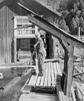 Aall Ulefos Brug: Glimt fra 1947-52