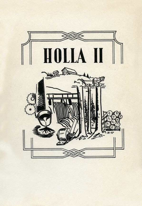 Ytterbøe: Holla II