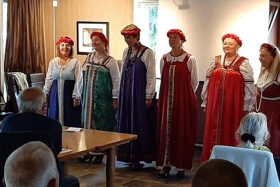 Russerne i Valebø