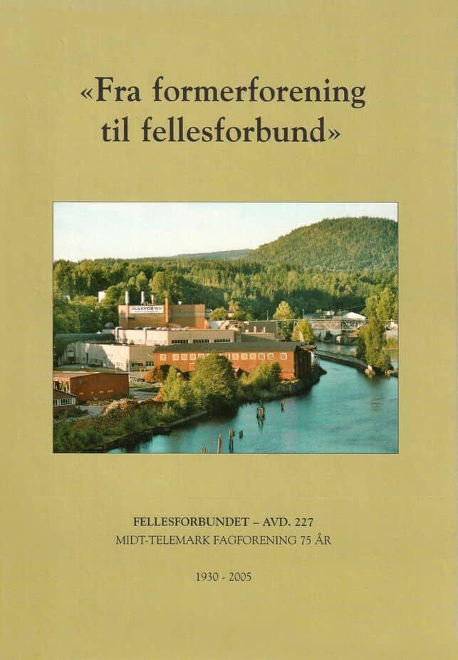 Tufte: Fra formerforening til fellesforbund